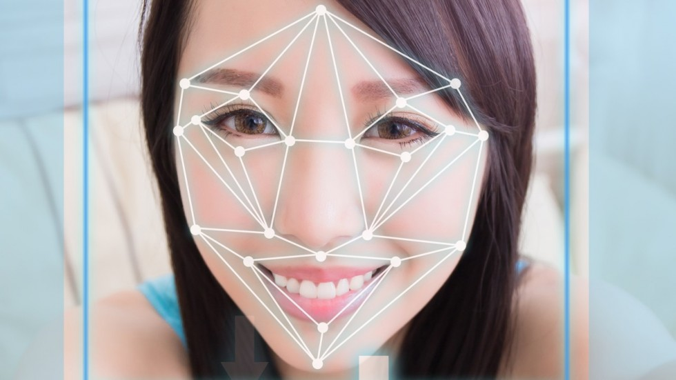 AI face scanning