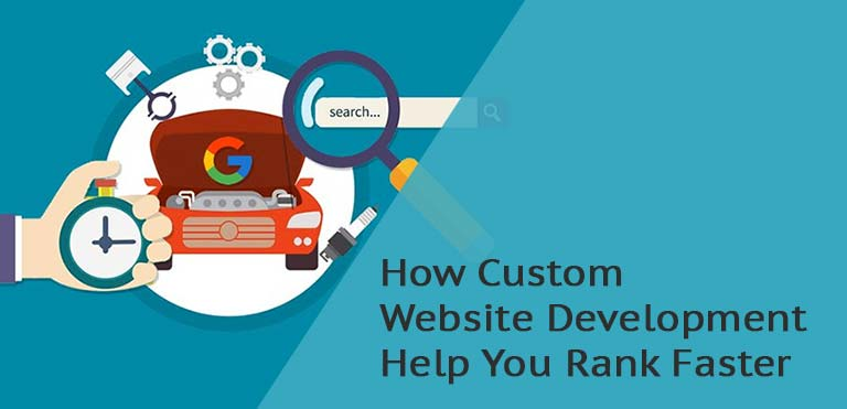 ranking website faster