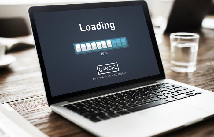 Loading Bar Load Waiting Indicator Concept