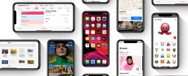 iOS 13.4 features