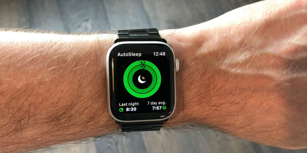 sleep tracker app wear os