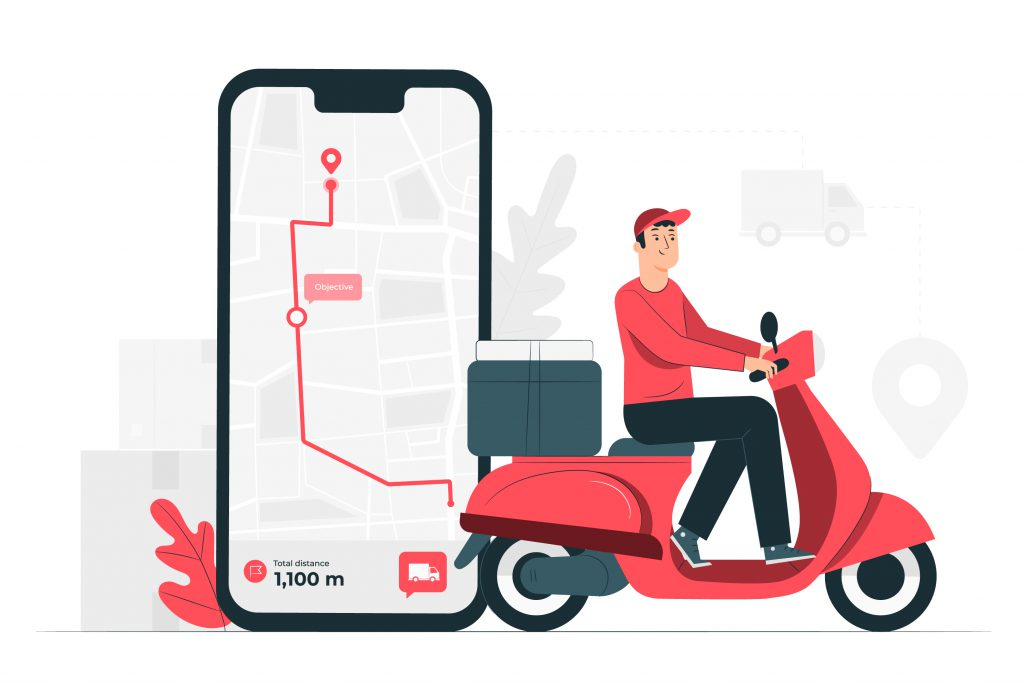 One-Stop Delivery App