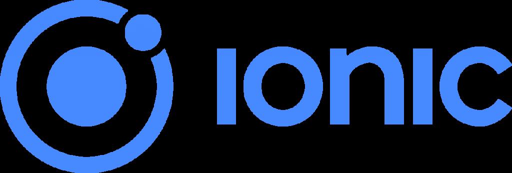 ionic - mobile app development framework