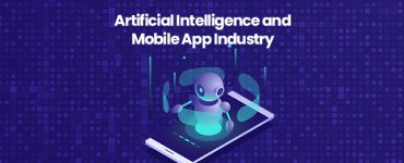 Artificial intelligence and mobile app market