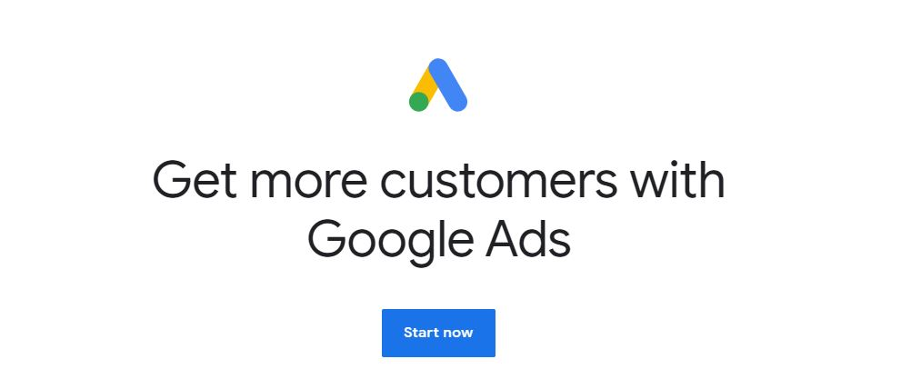 Google Ads help increase your website's reach.