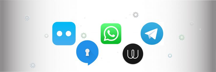 alternatives to whatsapp