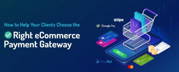 Payment Gateway for ecommerce store